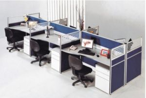 6 Seater Office Workstation (FEC8102) pictures & photos