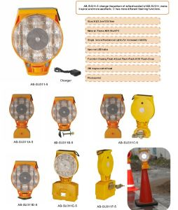 Rechargeable LED Flashing Warning Lights pictures & photos