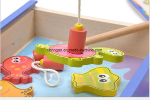 Fishing Game Magnetic Stickers Digital Toy pictures & photos
