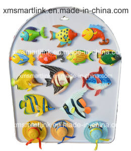 Handy Sculpture Polyresin Ocean Fish Fridge Magnet Crafts pictures & photos