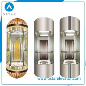 Beautiful Designed Observation Elevator Cabin with Good Quality (OS41) pictures & photos
