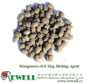 Manganese-Rich Slag Melting Agent pictures & photos