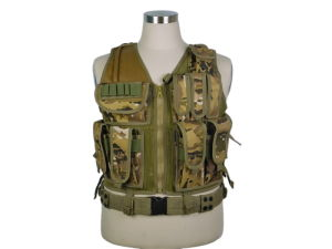 Deluxe Airsoft Tactical Combat Mesh Vest (WS20114) pictures & photos
