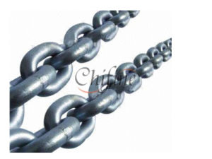 High Tensile 38mm Steel Link Mining Chain pictures & photos