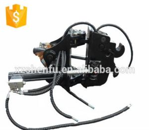 High Quality 45 Degree Tilt Quick Coupler Tilting Quick Hitch pictures & photos