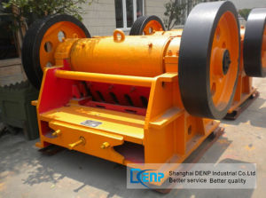 High Quality PE400X600 Jaw Crusher pictures & photos