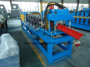 Top Roof Ridge Cap Making Machinery pictures & photos