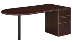 Modern High Quality MFC Board Office Furniture Bullet pictures & photos