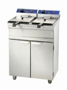 Electric Fryer with Cabinet (EFB-102V/C) pictures & photos