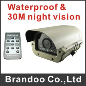 30 Meters Night Vision Waterproof SD Camera pictures & photos