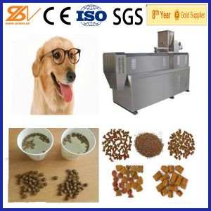 Fully Automatic Professional Dry Dog Food/Dog Feed Extrusion Machine/Extruder pictures & photos