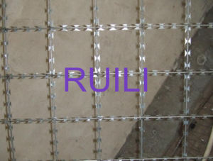Welded Razor Barbed Wire Mesh Fence pictures & photos