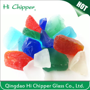 China Crushed Glass pictures & photos
