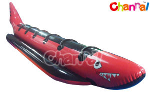 Inflatable Water Banana Boat Chw302 pictures & photos