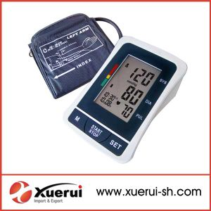 Arm-Type Fully Automatic Blood Pressure Monitor pictures & photos