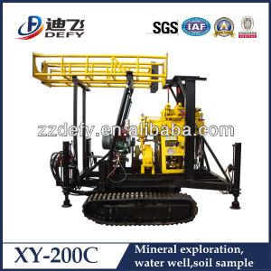 150m Portable Core Sampling Hard Rock Drilling Machine pictures & photos
