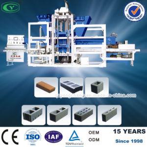 QT6-15A Automatic Burning-Free Brick Making Machine