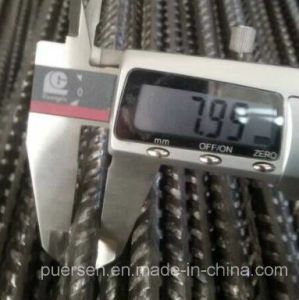 Iron Rod Deformed Reinforcement Steel Bar pictures & photos