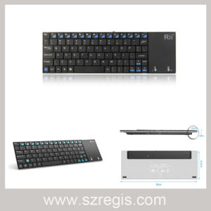 2.4G Multimedia Touch Control Board Wireless Mouse Keyboard pictures & photos