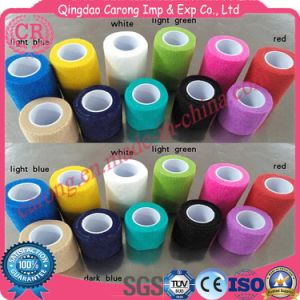 Self-Adhesive Elastic Bandage of Hot Sale pictures & photos