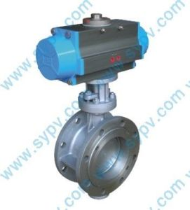 Elastic Metal Seal Butterfly Valves
