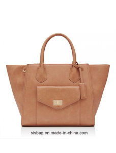 High Quality PU Wing Tote Bag for Ladies pictures & photos