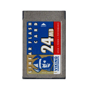 24MB Memory Card ATA PC Card PCMCIA Flash Card pictures & photos