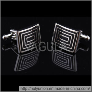 VAGULA Cuff Links Popular Gift Cufflinks (Hlk31662) pictures & photos