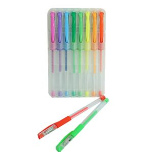 Highlighter Gel Ink Pen pictures & photos