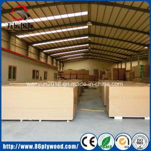 Melamine Wood MDF Sheet pictures & photos