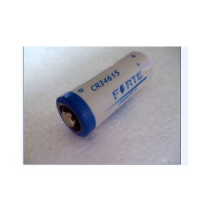 Cr34615 Hot Selling Manganese Battery pictures & photos