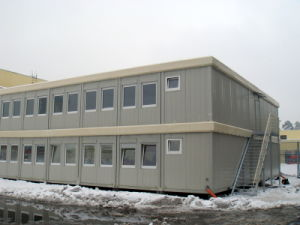 Flat Pack Container House pictures & photos