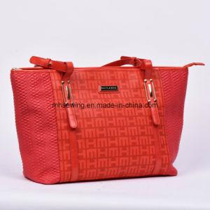 2017 Big Capacity Lady Leather Bag Tote Bag Shoulder Bag pictures & photos