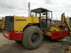 Used Sheep Pad Foot Dynapac Road Roller Ca30d (CA30PD) pictures & photos