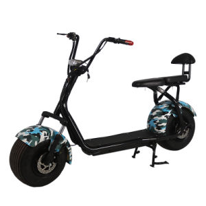 Fashion Design Powerful Adults Electric Scooter for Adults pictures & photos