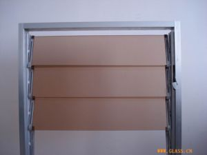3-6mm Louver Glass / Glass Louver for Window pictures & photos