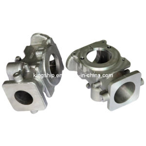 Casting Parts with CNC Machining (No. 0181) pictures & photos