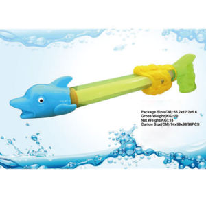 Plastic Fish Dolphin Water Gun Summer Toy