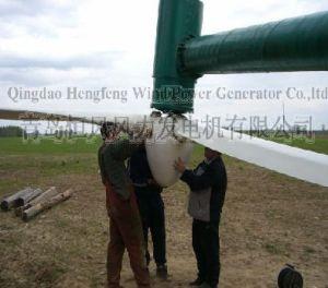 Hydraulic Brake Aerogenerator 20kw
