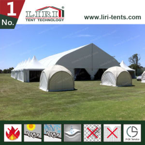 Big Tent 20X20m TFS Curve Tent for Private Helicopter Warehouse pictures & photos