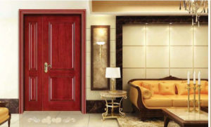 Special Solid Wooden Entrance Door pictures & photos