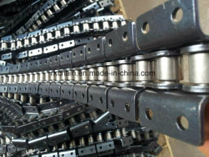 Short Pitch Precision Roller Chain with Attachment pictures & photos