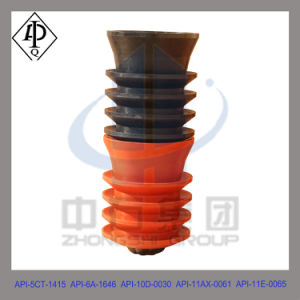 Oil Well Casing Cementing Plug pictures & photos
