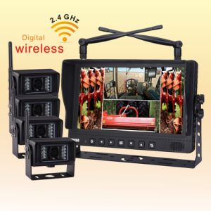 Agricultural Tractor Wireless Backup Camera System with Dustproof Camera pictures & photos