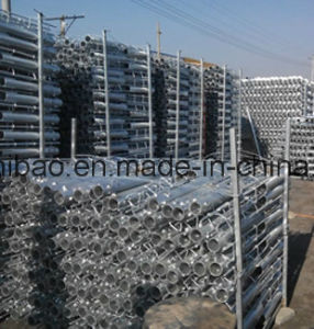 Carbon Steel Ground Anchor, HDG Ground Screw pictures & photos