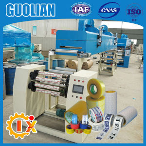 Gl-500e Adhesive Carton for BOPP Tape Coating Machine pictures & photos