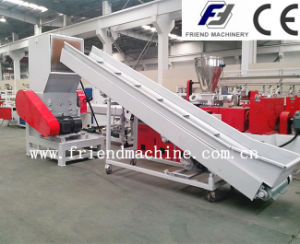 Pet Bottle Flake Crushing and Cleaning Recycling Machine pictures & photos