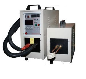 High Frequency Induction Heating Machine (HF-25AB) pictures & photos