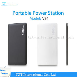 Hot Selling Super Thin Mobile Power Bank (V84) pictures & photos