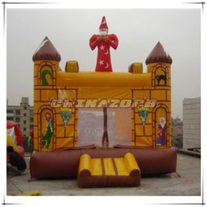 Great Paintings Inflatable Bouncer House Factory Cost pictures & photos